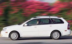 2005 Suzuki Forenza EX Wagon