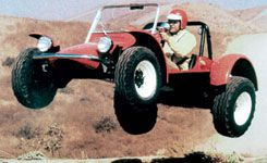 The Father of the Dune Buggy Rides Again