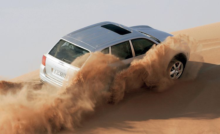 2006 Porsche Cayenne Turbo S