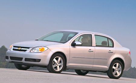 Chevrolet Cavalier to Cobalt