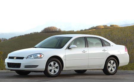 Chevrolet Impala to Impala