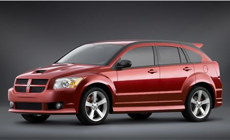 Dodge Neon SRT-4 to Caliber SRT-4