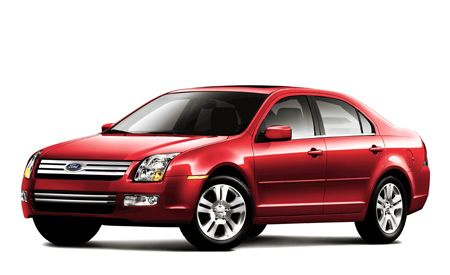 Ford Taurus to Fusion