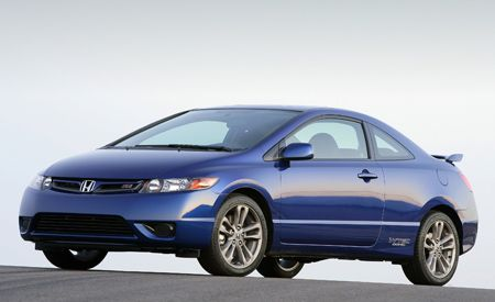 Honda Civic Si to Civic Si