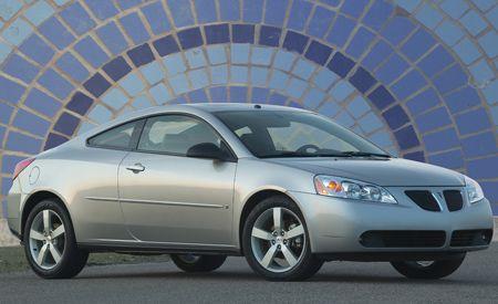 Pontiac Grand Am to G6