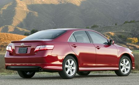 Toyota Camry to Camry