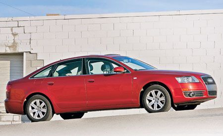 2006 Audi A6 3.2 FSI Quattro Sedan - YouTube