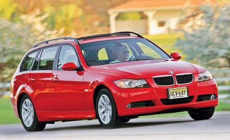 2010 BMW 328i Sports Wagon | Instrumented Test | Car and Driver
