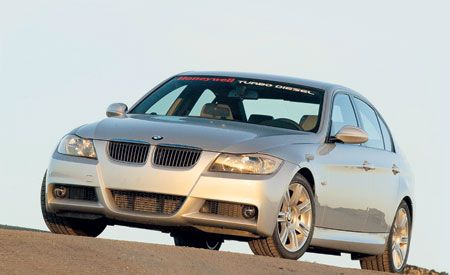 2006 BMW 330d