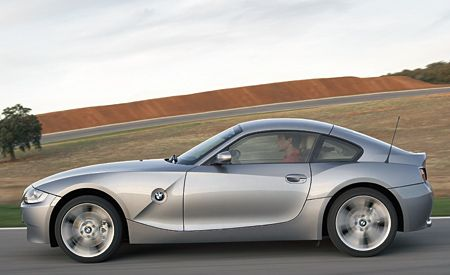2006 BMW Z4 3.0si Coupe