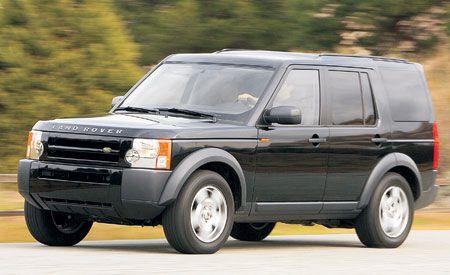 2006 Land Rover LR3 V-6