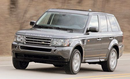 2014 Range Rover Sport First Drive | Review | Car and Driver