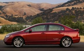 2007 Honda Civic Drive Line Review