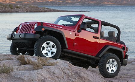 2007 Jeep Wrangler and Wrangler Unlimited
