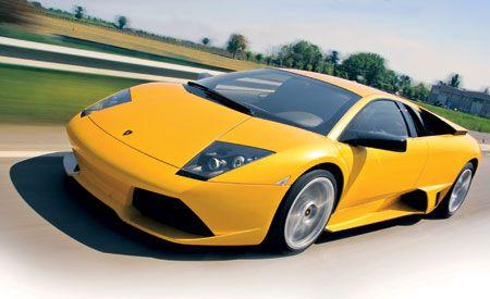 2007 Lamborghini Murciélago LP640