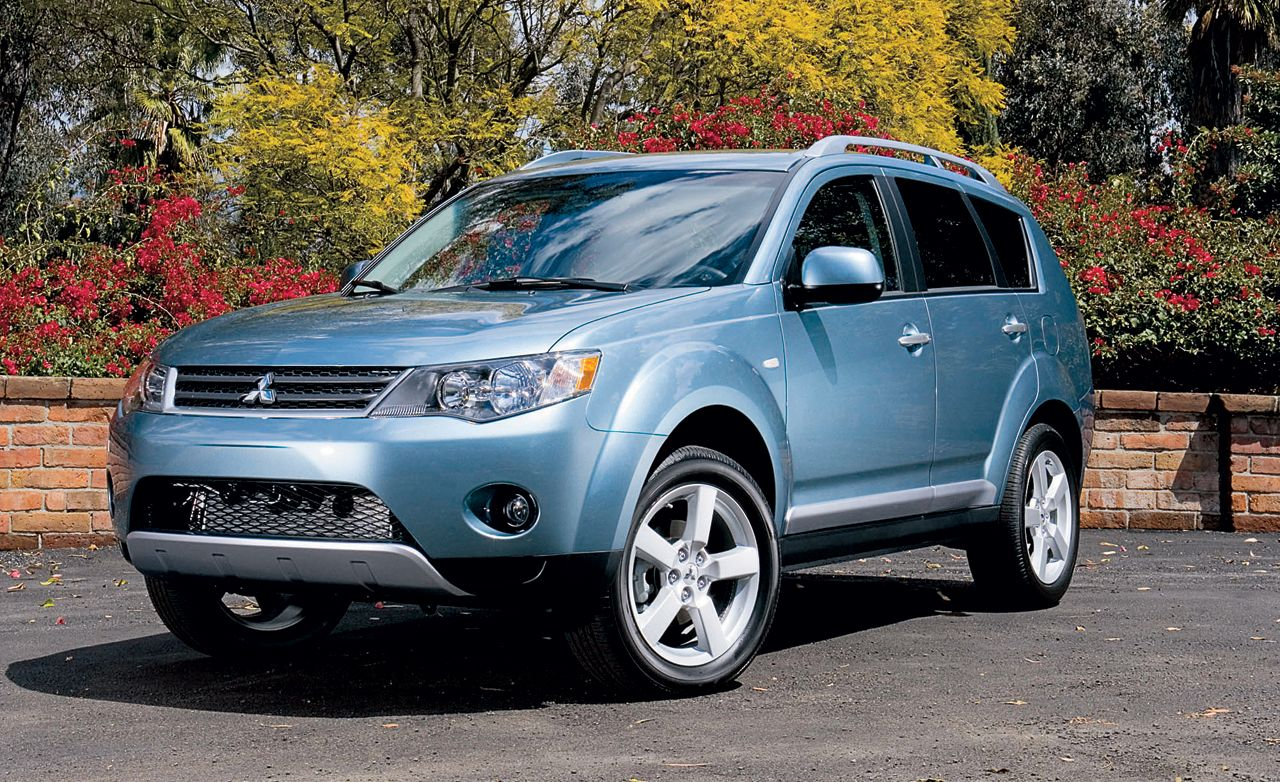 2010 Mitsubishi Outlander Gt Instrumented Test Car And Driver 2011 Sport Engine Diagram