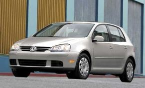 2007 Volkswagen Rabbit Drive Line Review