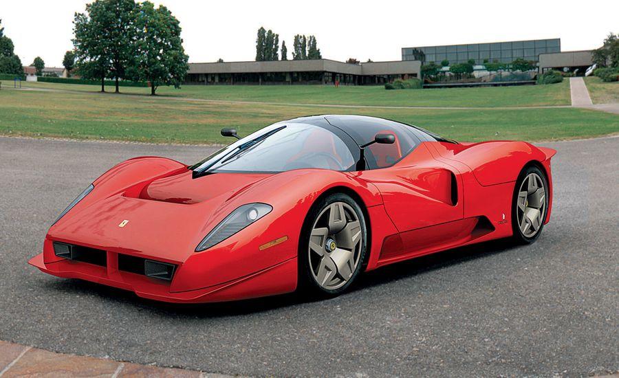 pininfarina ferrari p4 5 feature car and driver. Black Bedroom Furniture Sets. Home Design Ideas