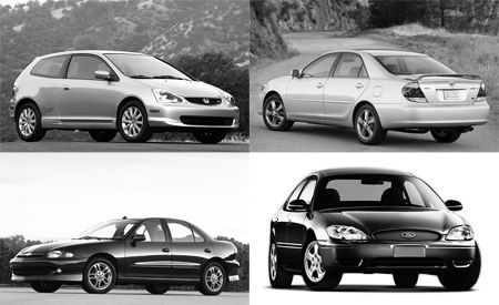 The Best and Worst Automotive Makeovers