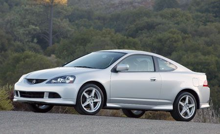 2003 Mitsubishi Eclipse Gts >> Acura RSX Type-S