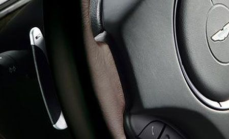 2007 Aston Martin V-8 Vantage