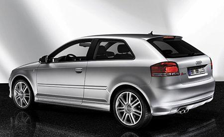 2009 audi a3 s3 rh caranddriver com Audi A3 V6 Audi A3 Sportback