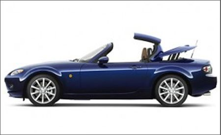 2007 mazda mx-5 miata hardtop | car news | news | car and driver