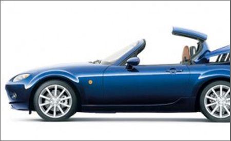 2007 Mazda MX-5 Power-Retractable Hardtop