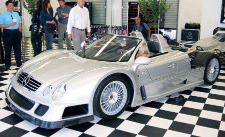 L.A. Dealer Sues Over $1.7 Million Blown Benz
