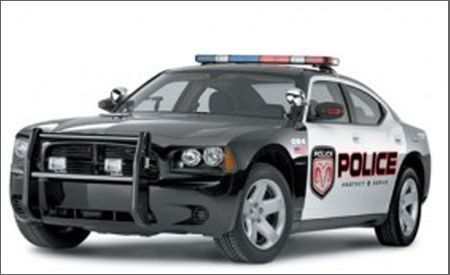 New York Police Test 150-mph Squad Car