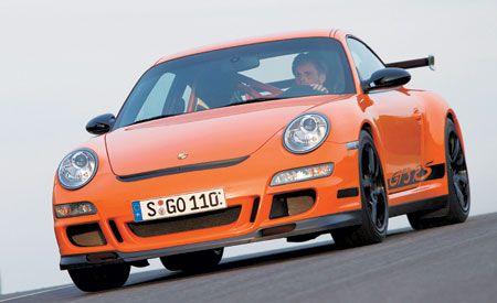 Porsche 997 911 GT3 RS