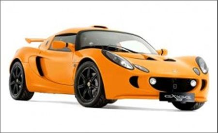 Supercharged 2007 Lotus Exige S bound for U.S.