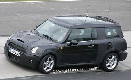 2008 Mini Cooper S Traveller