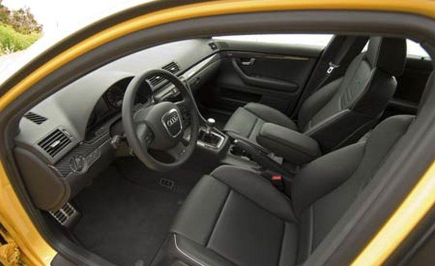 2007 Audi RS 4 Quattro - Slide 19