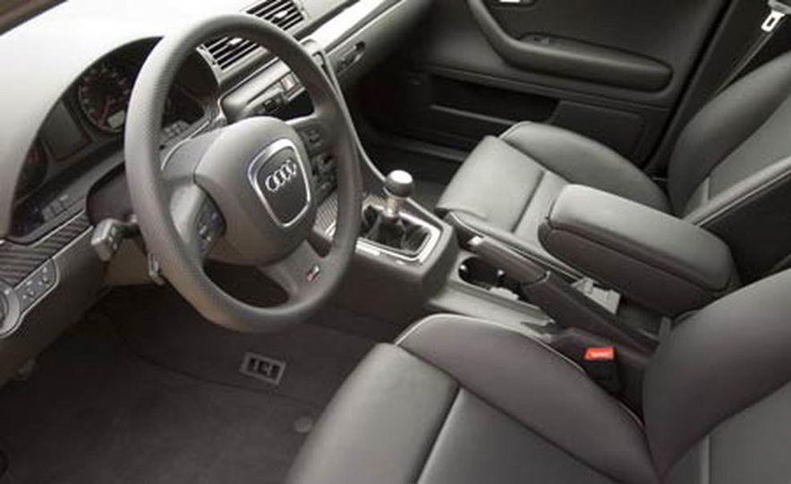 2007 Audi RS 4 Quattro - Slide 20