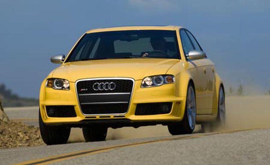 2007 Audi RS 4 Quattro - Slide 1