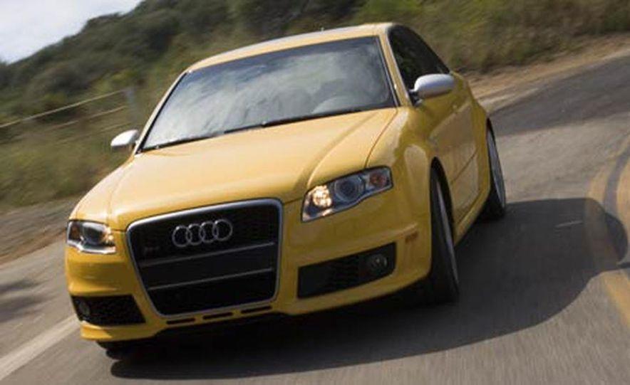 2007 Audi RS 4 Quattro - Slide 2