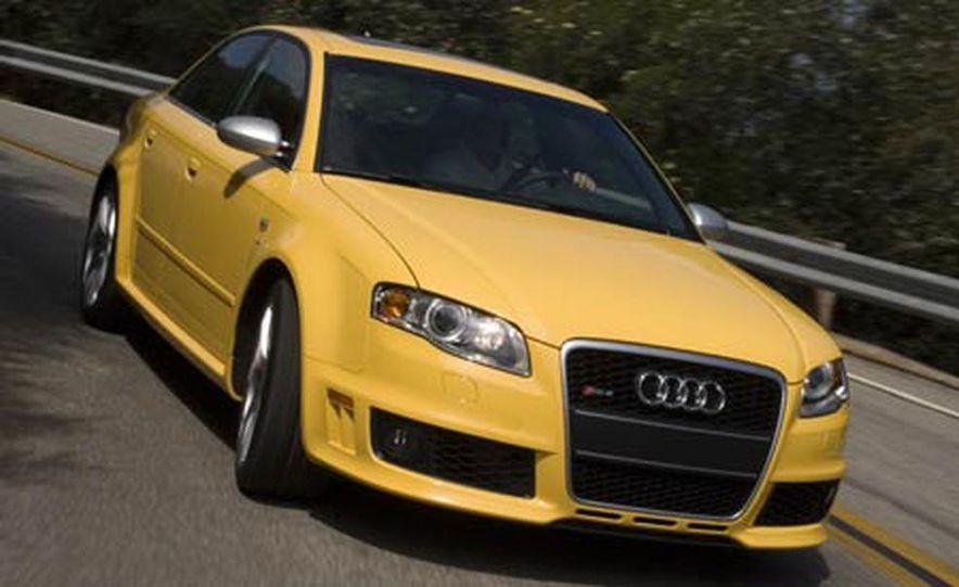 2007 Audi RS 4 Quattro - Slide 6