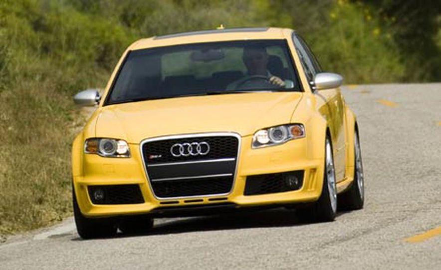 2007 Audi RS 4 Quattro - Slide 7