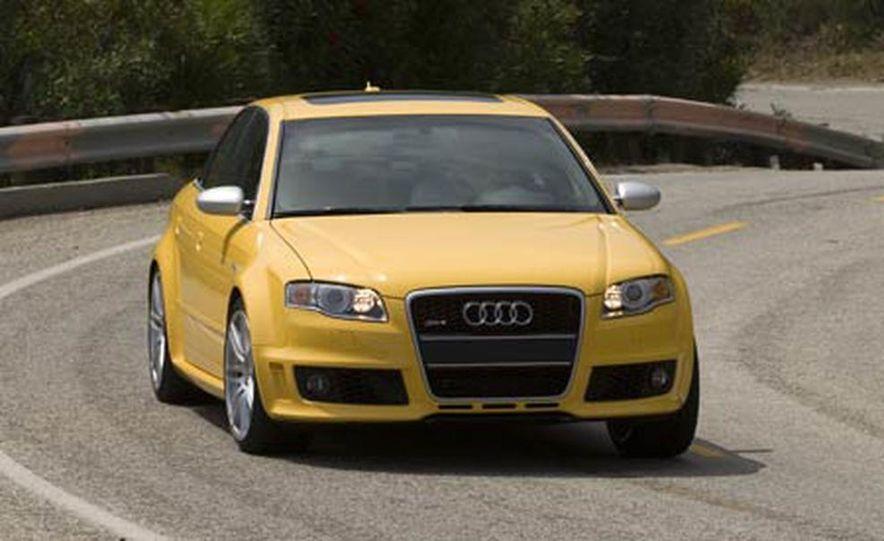 2007 Audi RS 4 Quattro - Slide 8