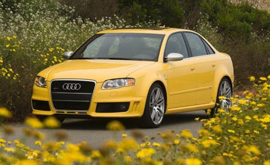 2007 Audi RS 4 Quattro - Slide 9