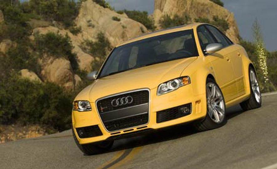 2007 Audi RS 4 Quattro - Slide 10