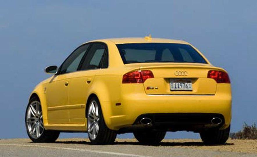 2007 Audi RS 4 Quattro - Slide 11