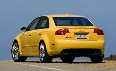 2007 Audi RS 4 Quattro