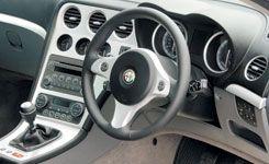 2009 Alfa Romeo Brera Q4
