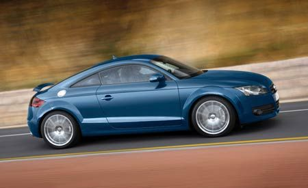 Technical Preview Review: 2008 Audi TT