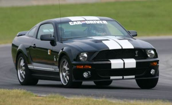LL2: Ford Shelby GT500