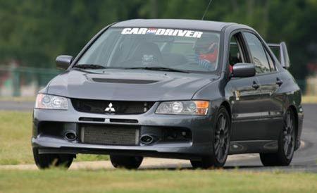 LL1: Mitsubishi Lancer Evolution MR