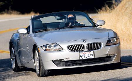2006 BMW Z4 3.0si Roadster