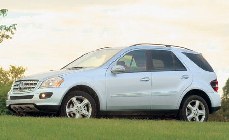 2006 Mercedes-Benz ML320 CDI 4MATIC
